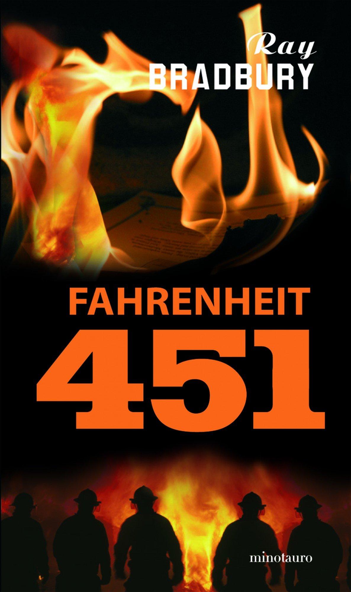 Fahrenheit 451 Biblioteca Ray Bradbury Amazon Es Bradbury Ray Abelenda Francisco Libros