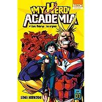 MY HERO ACADEMIA T.01