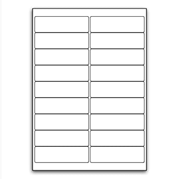 postage or multi purpose white permanent smart stamp labels 10