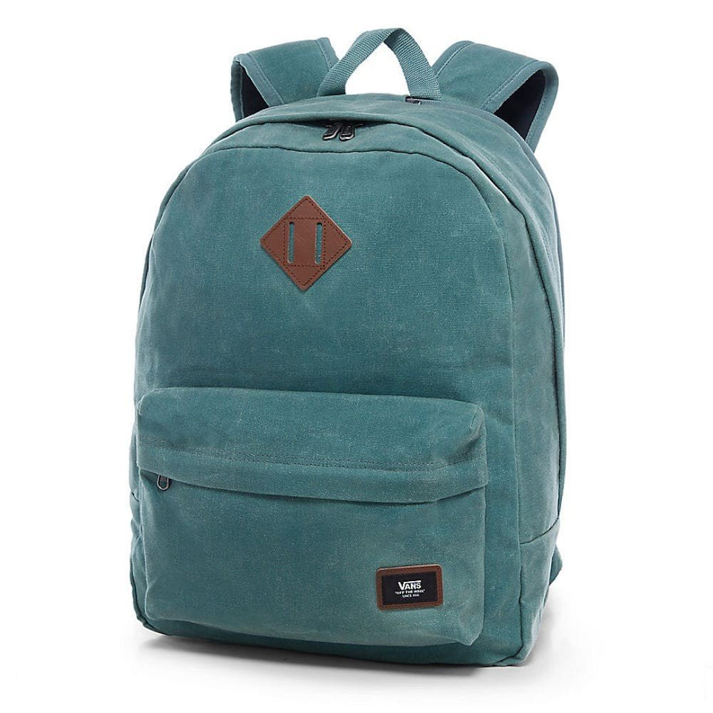 Vans OLD SKOOL PLUS BACKPACK Mochila tipo casual cm liters Verde Dark