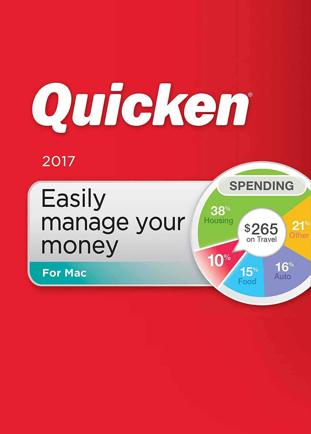 Quicken For Mac 2017 Personal Finance & Budgeting Software: Amazon