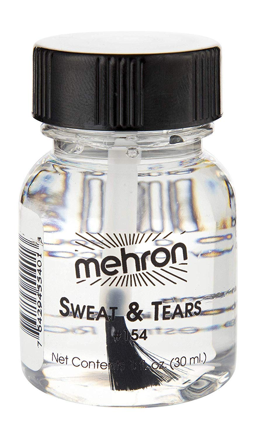 Mehron Sweat and Tears Special Effects Liquid #154, 1 Ounce