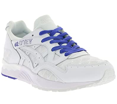 685c8c96891 Asics Gel-Lyte V  Colette Collaboration  Hommes formateurs Blanc H71UK 0101
