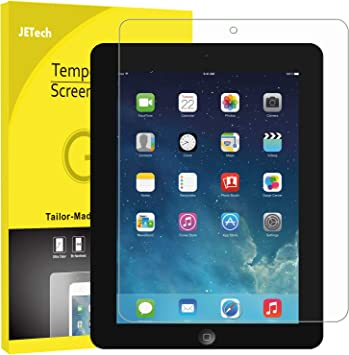 2X ZenTech HD Clear Screen Protector Shield Guard For Apple iPad Mini 4 2015