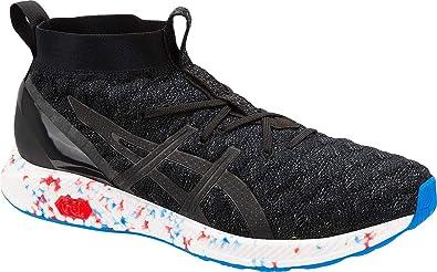 quality design 32072 908b0 ASICS HyperGEL-KAN Men s Running Shoe, Black Directoire Blue, ...