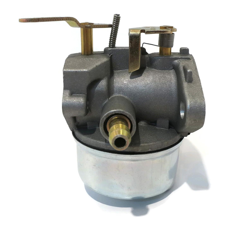 Carburetor W Gasket For Tecumseh 8hp 85hp 9hp Hmsk80 6 5 Hp Diagram Hmsk85 Hmsk90 Snowblowers By The Rop Shop Garden Outdoor