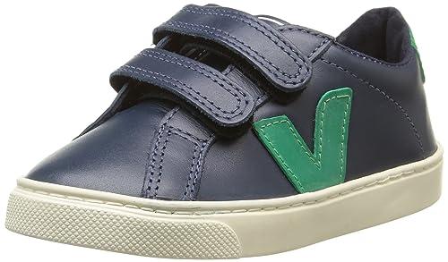 Veja Esplar - Zapatillas para niños, Color Azul (1157/nautico/emmeraude), Talla 27: Amazon.es: Zapatos y complementos