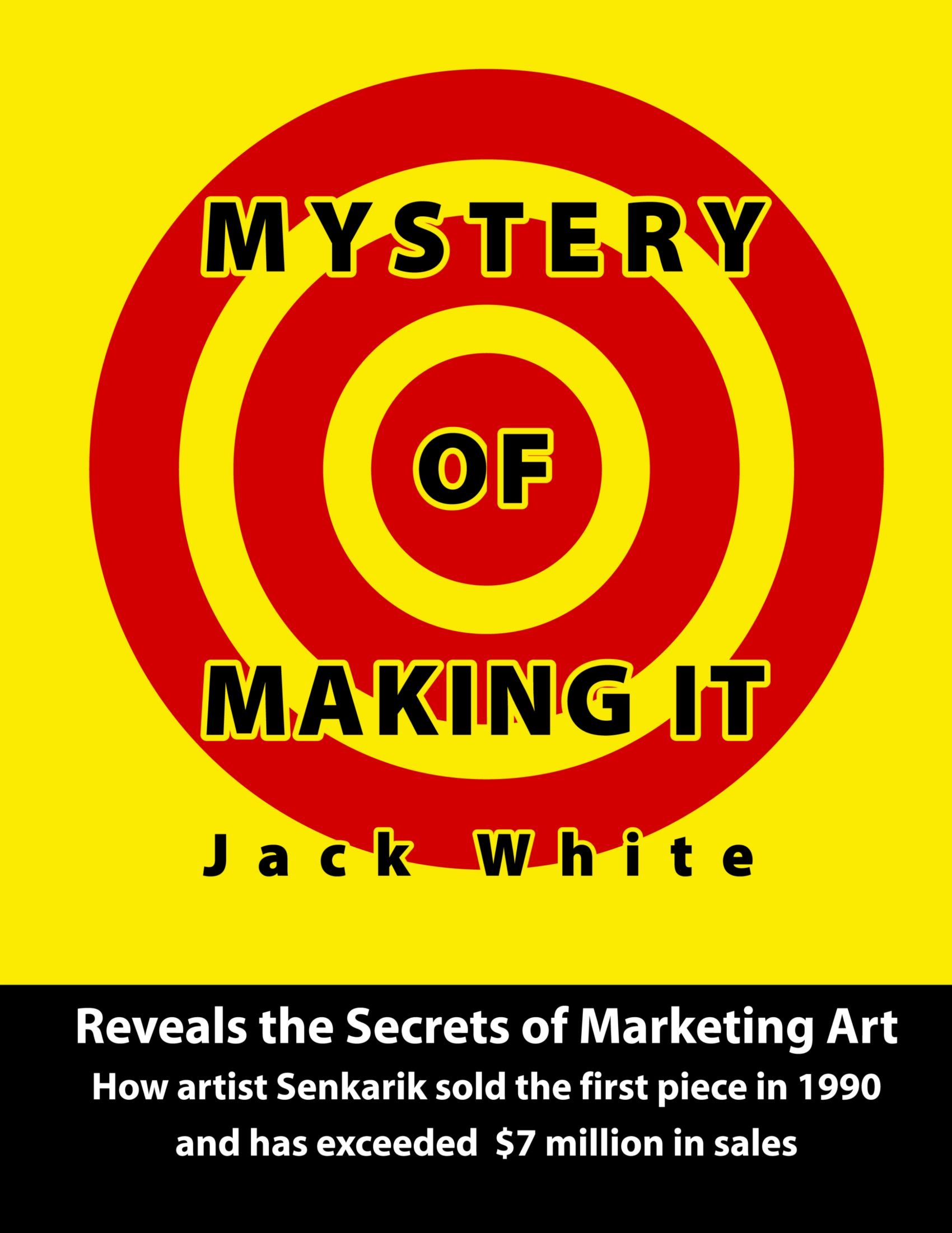 Mystery of Making It ebook