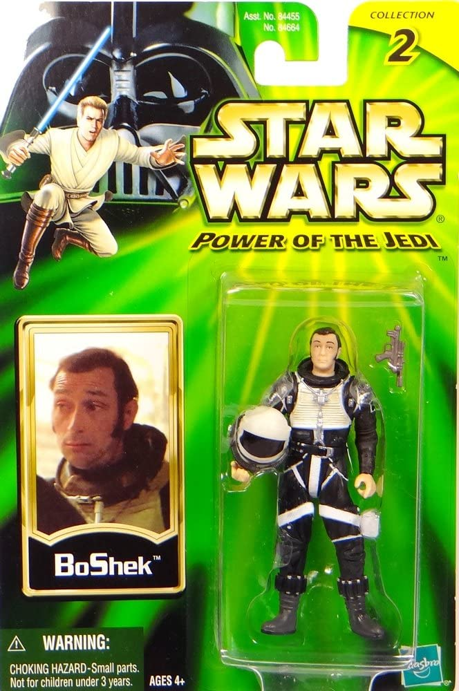 Star Wars BoShek action figure