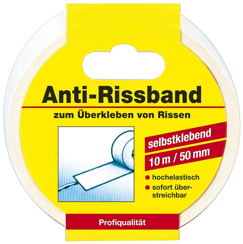Baufan Anti-Rissband, zum ü berkleben von Rissen 4007954095010