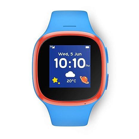 Alcatel V-Kids Watch by Vodafone Reloj Inteligente para niños con V-SIM incluida