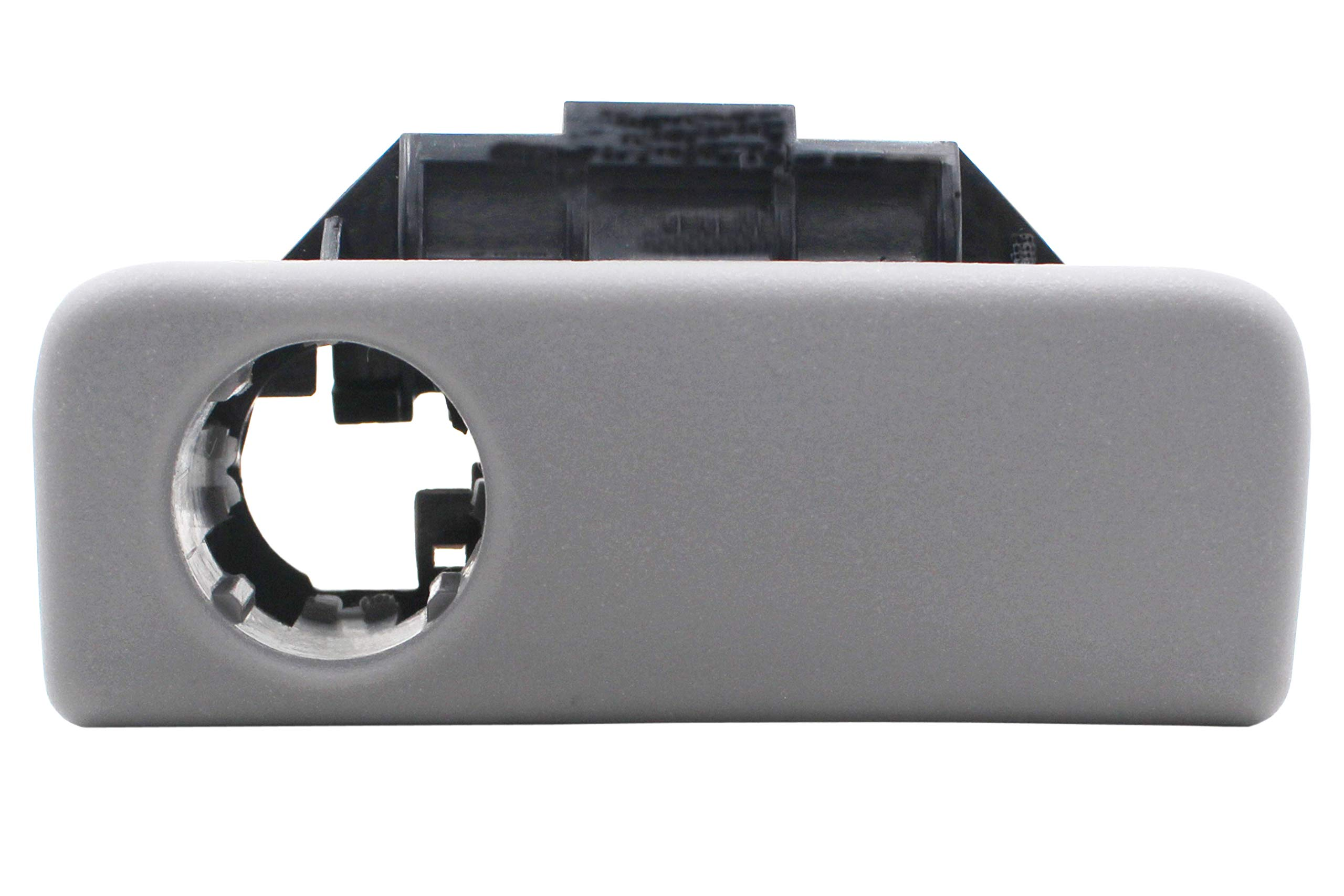 Replace for Toyota 55506-AE010-B0 Glove Compartment Box Lock Latch Handle Sub-Assembly Glove Box Lock Compartment Door Latch Assembly Fits for 2004-2010 Toyota Sienna Vehicles Stone Grey Color by State Warehouse