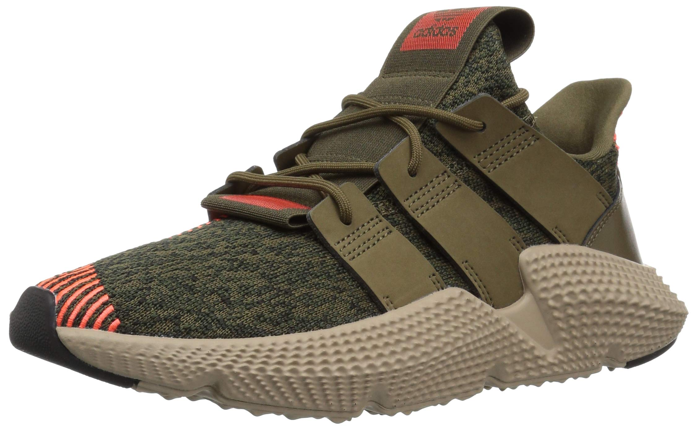 brand new 4bf77 90a35 Galleon - Adidas Originals Boys  Prophere, Trace Olive Trace Olive Trace  Khaki, 4 M US Big Kid