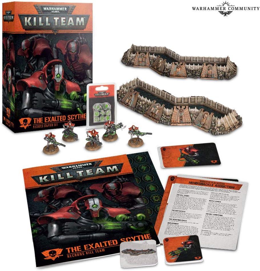 Games Workshop Kill Team: The Exalted Scythe (inglés): Amazon.es: Juguetes y juegos