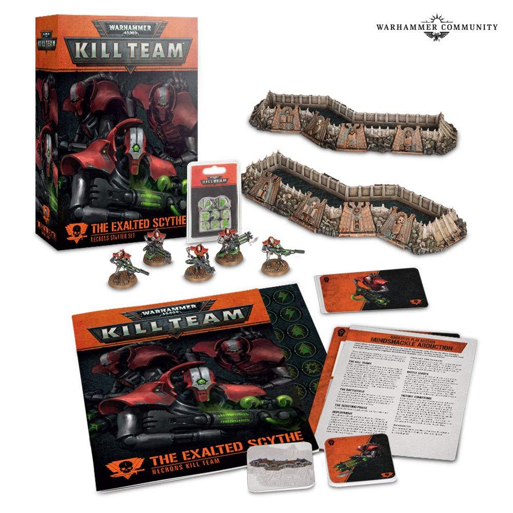 Games Workshop Kill Team: The Exalted Scythe (inglés): Amazon.es ...