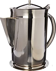Winco BS-64 Stainless Steel Coffee Server, 64-Ounce