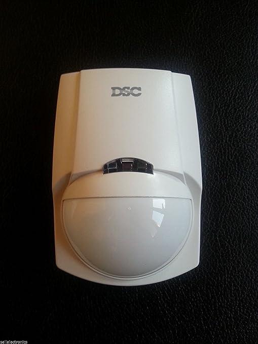 Sistema de alarma de seguridad DSC LC-100PI PIR Detector con Inmunidad para Mascotas