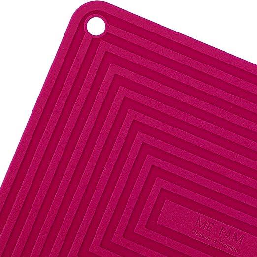 Ondas generici silicona de dibujo Trivet, mesa Insieme de ...