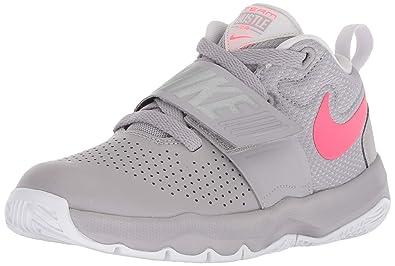 82cc6e8c35249 Nike Kids' Team Hustle D 8 (Ps) Basketball Shoe