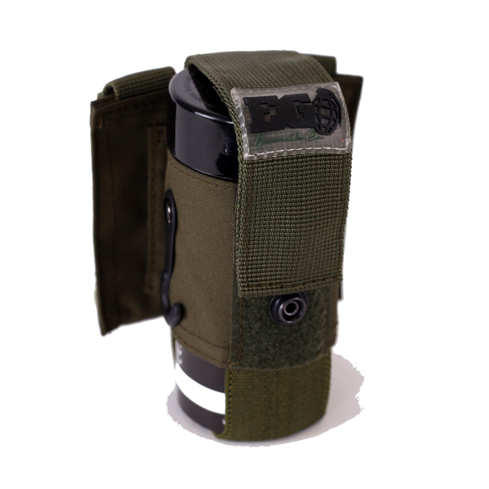 Enola Gaye EG18 Smoke Grenade Pouch 2015 - Olive