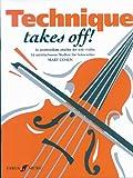 Technique Takes Off!: (Solo Violin) (Faber Edition)