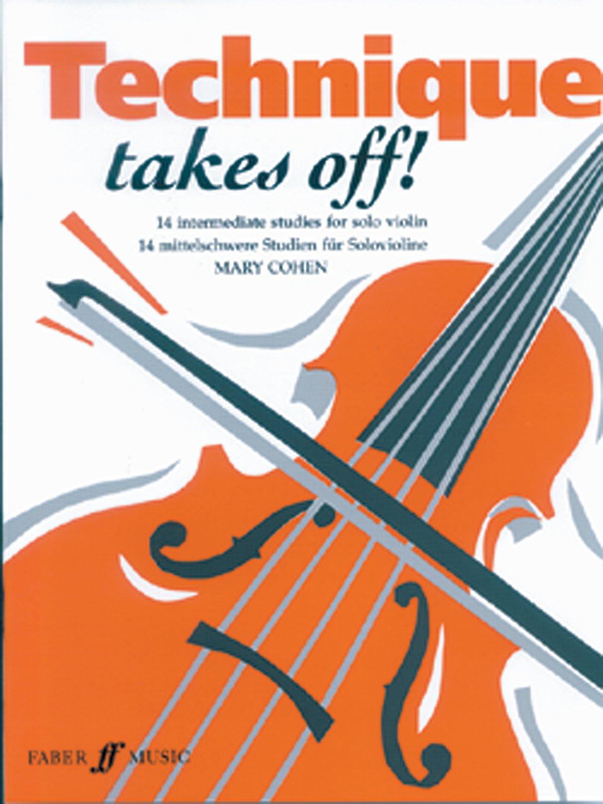 Technique Takes Off! for Violin (Faber Edition)