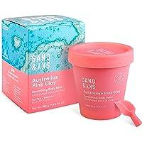 Sand & Sky Australische Roze Klei Verzachtende Bodyscrub. Organische reinigende bodyscrub