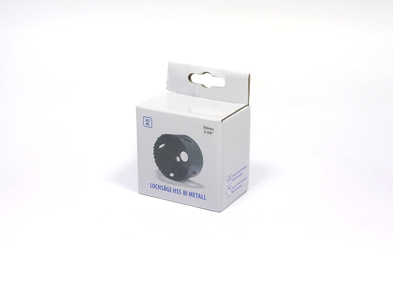 PROFI Sierras de perforaci/ón Corona perforadora bimet/álica 73 mm