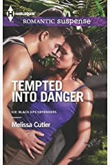 Tempted into Danger (ICE: Black Ops Defenders Book 1) Kindle Edition