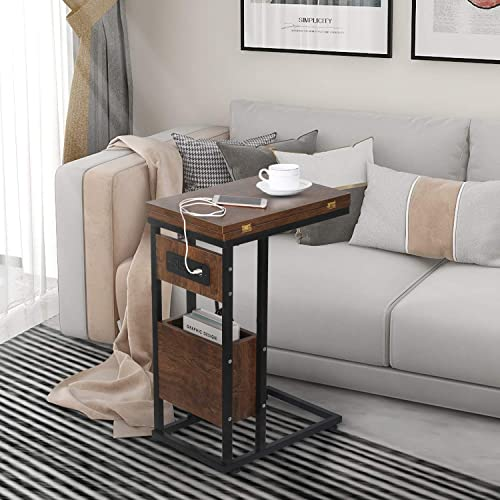 Editors' Choice: Industrial End Table