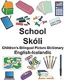English-Icelandic School/Skóli Children's Bilingual Picture Dictionary (FreeBilingualBooks.com)