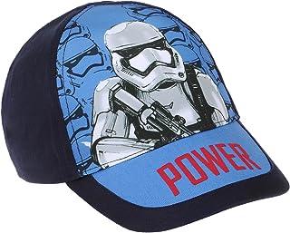 Star Wars-The Clone Wars Darth Vader Jedi Yoda Ragazzi Berretto da baseball 2016 Collection - blu marino