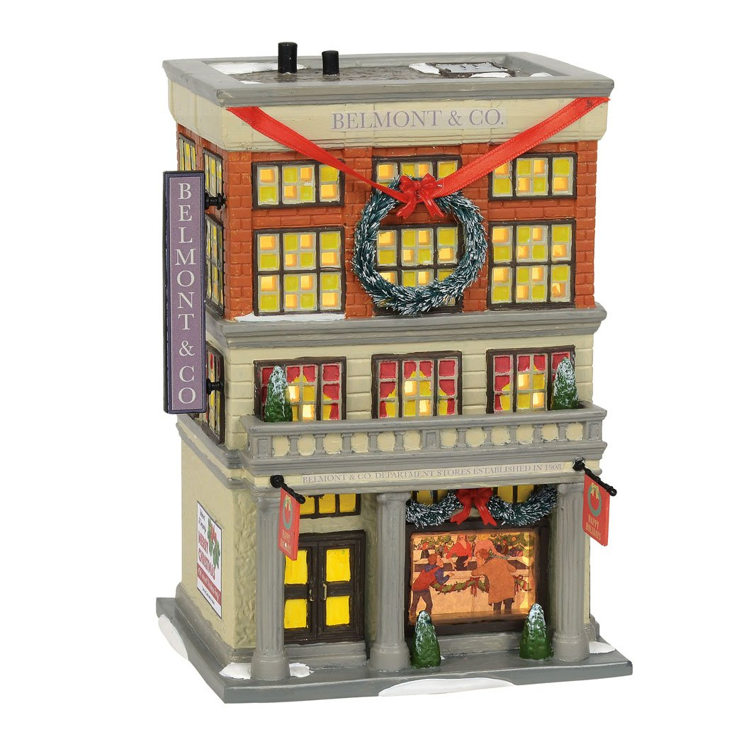 Department 56 Snow Villages National Lampoons Christmas Vacation The Department Store