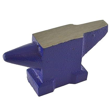1 kg (2,2 libras) herrero yunque trabajos con metal de soldadura Taller