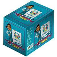 Panini France SA-EURO 2020 sticker PreviEW-schrijving, 60 zakken, 004100BOX60F