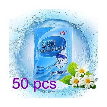 ZHONGYU - Limpiador eficaz de tuberías de baño, colador en ...