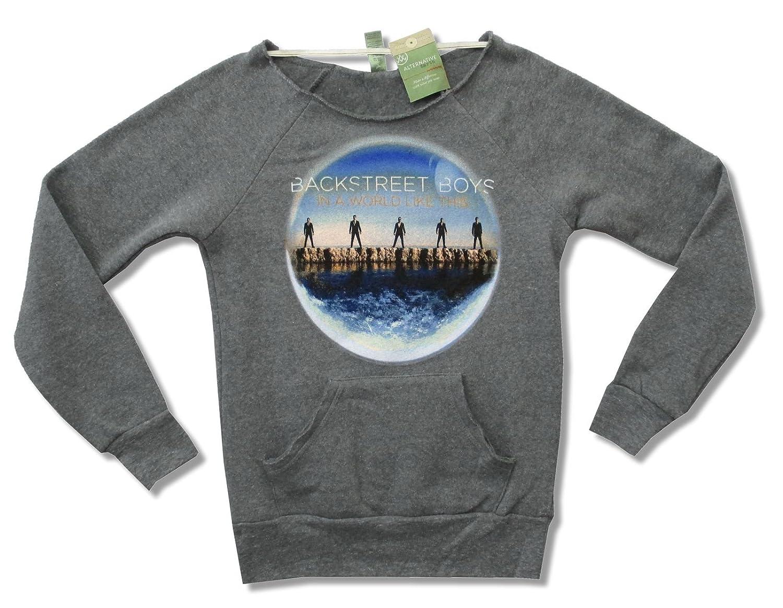 Backstreet Boys Christmas Sweater.Alternative Earth Women S Backstreet Boys In A World Like