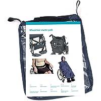 Ability Superstore–Mochila para silla de ruedas Starter Pack