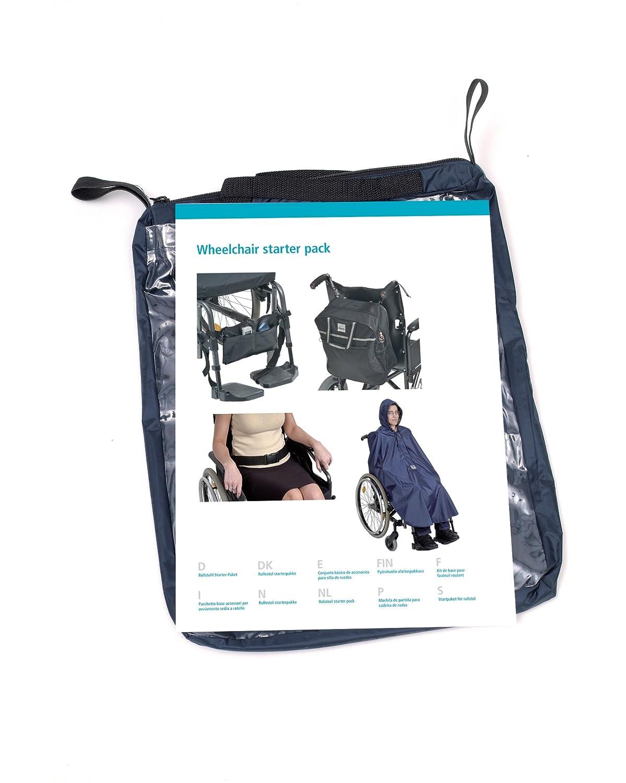 Ability Superstore - Mochila para silla de ruedas Starter Pack: Amazon.es: Salud y cuidado personal