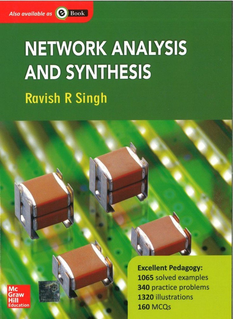 Buy Network Analysis And Synthesis Book Online At Low Prices In Electronic Circuit Design Mcqs India Reviews Ratings