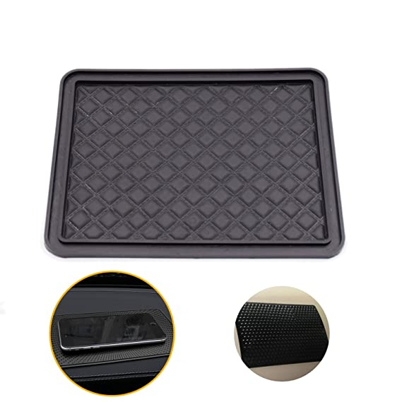 2f4862313bd Maleap Anti Slip Silicone Pad Non-slip Dashboard Rubber Mat Car Mount  Holder Cradle Dock