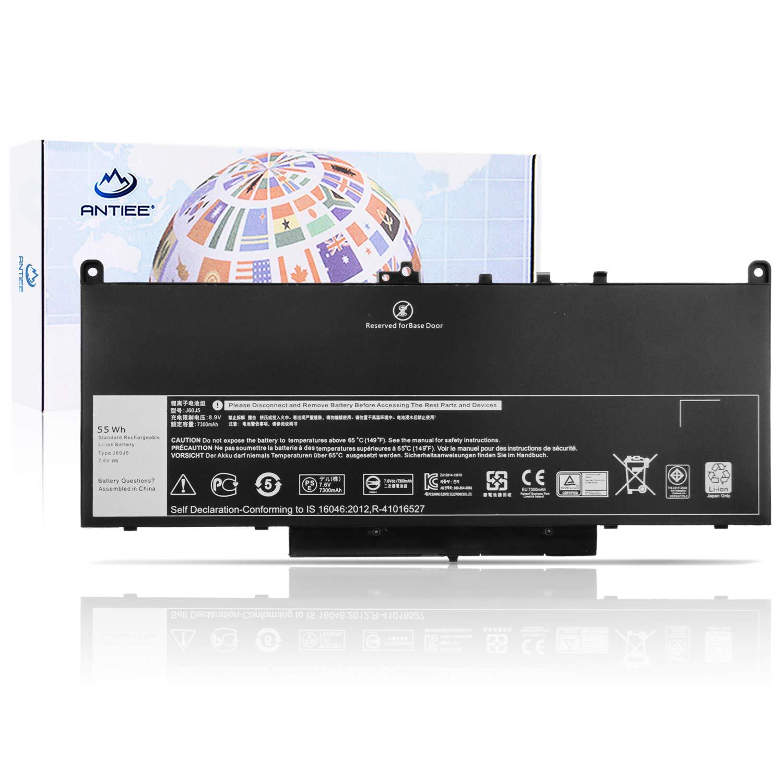 Bateria Zthy 3 Celdas Pdnm2 J60j5 Para Dell Latitude E7270 E