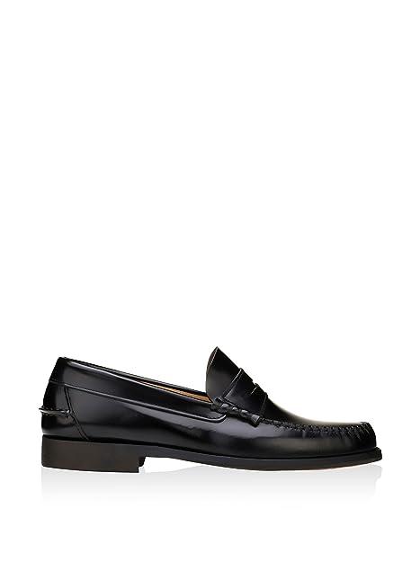 Castellanisimos Zapatos De Cordones Negro Eu 44 PeUym8O47x