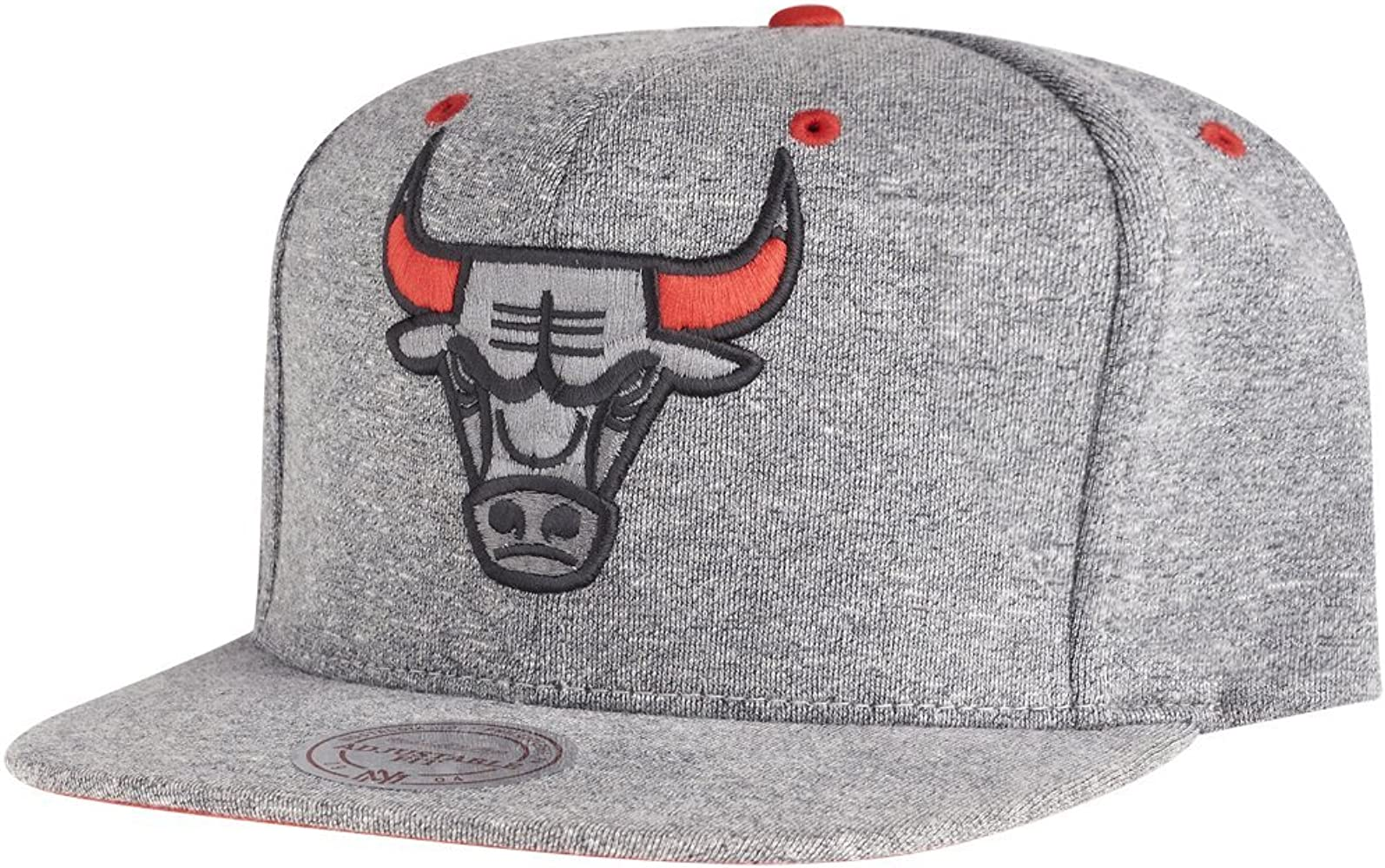 JERSEY Chicago Bulls grau Mitchell /& Ness Snapback Cap