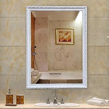 Houyuanshun DSC Spiegel Badezimmer Spiegel Badezimmer ...