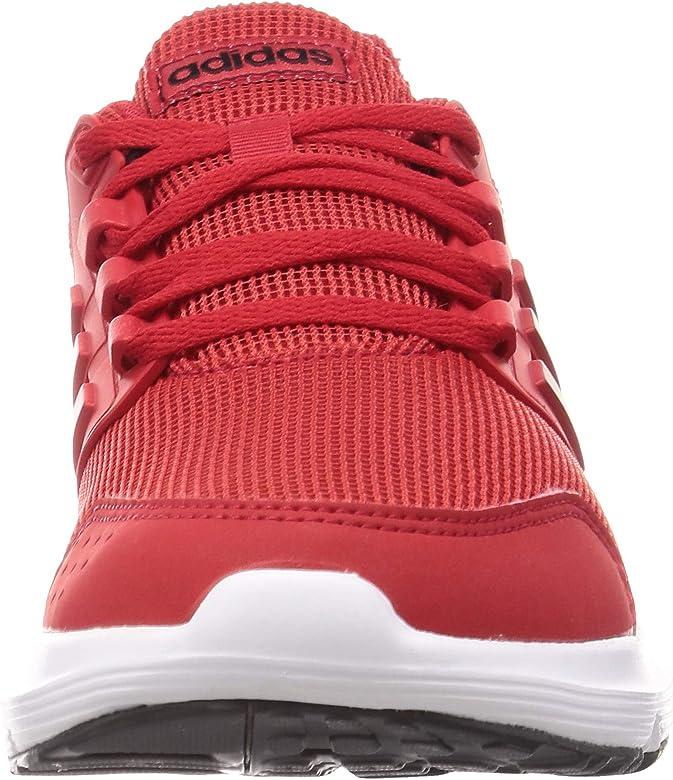 adidas Galaxy 4, Zapatillas para Correr para Hombre, Scarlet/Grey Six/FTWR White, 41 1/3 EU: Amazon.es: Zapatos y complementos