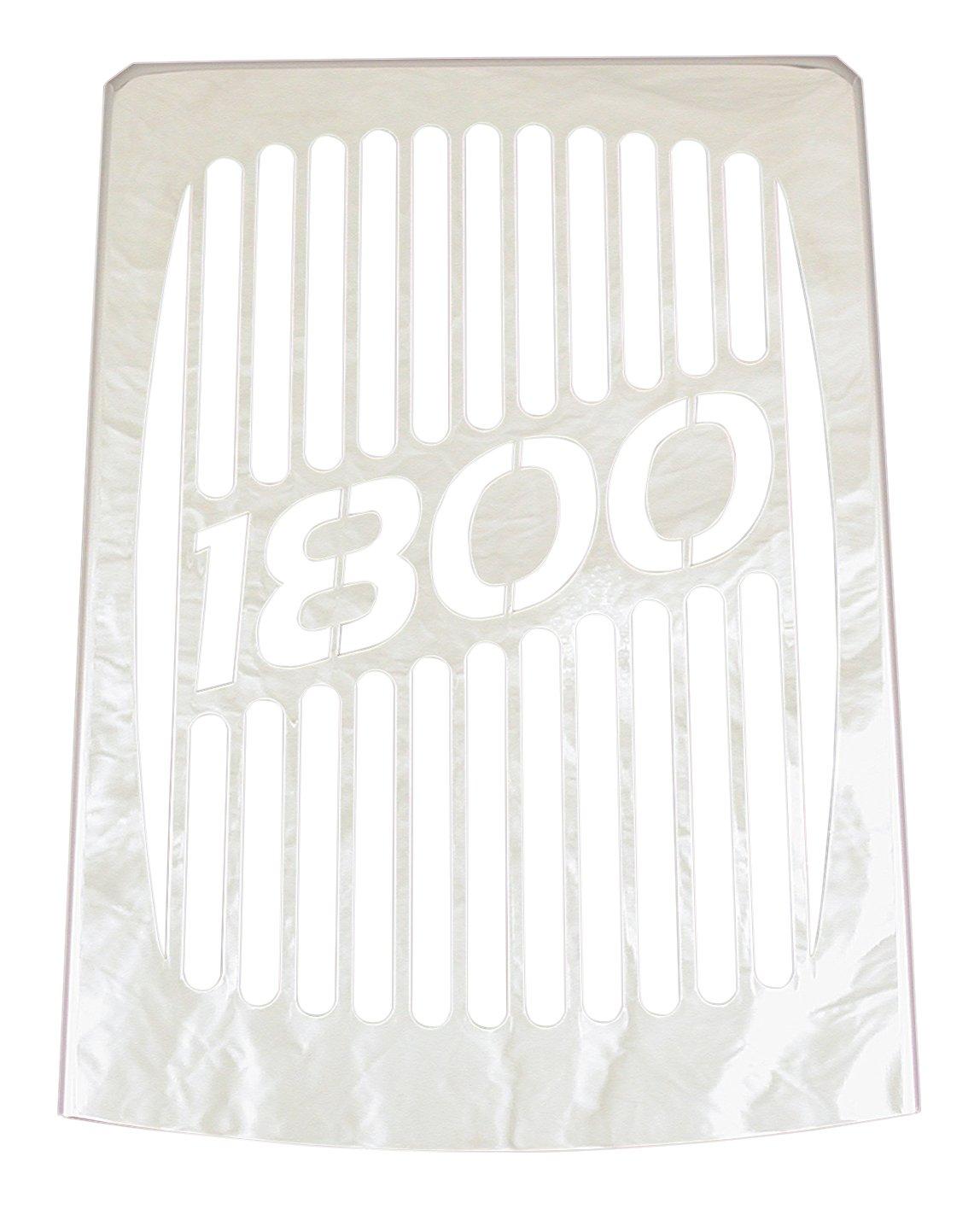H.a.c. Products ラジエーターガード クローム SUZUKI C1800R イントルーダー 9009   B06X1FBR4M