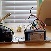 Lutron Caseta Wireless Smart Fan Speed Control Single