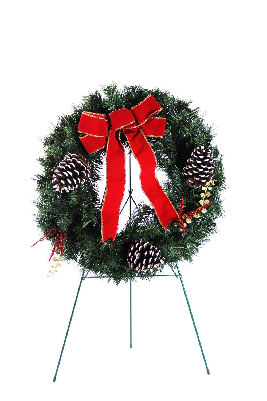 クリスマス/ Holiday Pine Wreath B074FD5NL1