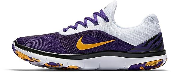 premium selection 81bd8 7bd38 Nike Men s Free Trainer V7 Week Zero Louisiana Edition Training Shoes (LSU,  11.5 D(M) US)  Amazon.ca  Sports   Outdoors
